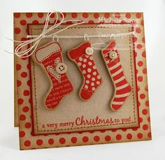 A Very Merry Christmas to You by Shel9999 - Cards and Paper Crafts at Splitcoaststampers