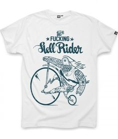 T-shirt HELL RIDER Coontak