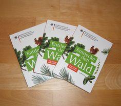 Linktipps zu kostenlosem Unterrichtsmaterial für Lehrer der Grundschule: die Waldfibel