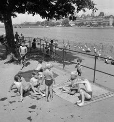 Herlige billeder: Sol og sommer i gamle dage i København - Byliv   www.aok.dk