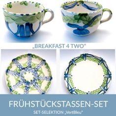 b42_fruehstueckstassen_vertbleu_sel Natural Selection, Simple Lines, Tablewares