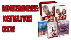 http://youtu.be/aBjFG8Q4yME Hard On Demand Reviews-  Does It Really Work Or Scam ? Hard On Demand Book Discount  Bonuses  link :  http://ift.tt/2e3nOOP What is the Hard On Demand?  Hard On Demand is really a unique remarkable program that reveals a secure and completely natural and 100% proven system for rapidly curing your E.D. while restoring back the force and you thought youd lost forever. The machine aims to assist men that have battled using the problem obtain a permanent solution…