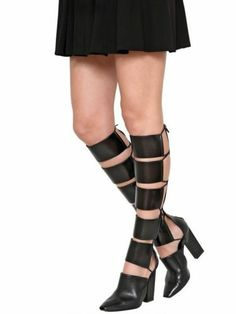 Alexander Wang Alexander Wang, Ballet Shoes, Dance Shoes, Summer Boots, High Shoes, Strappy Sandals, Beautiful Shoes, Classic Looks, Leather Boots