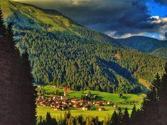 Lesachtal, Carinthia, Austria
