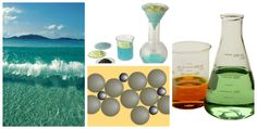 Clasificación de la materia. Sustancias puras: Elementos y compuestos. Mezclas: Homogéneas y heterogéneas.