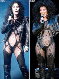 Chatter Busy: Cher Plastic Surgery