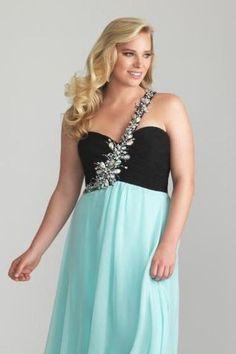 986fd7ec06d8a Pretty 2013 Prom Dresses Plus Size Prom Dresses New Arrival Green Empire  Waist One shoulder online