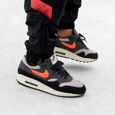 sweetsoles: Nike Air Max 90 Essential Wolf GreyBlack (by
