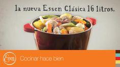 Essen - Ollas y complementos - Cacerola de 16 litros de Essen
