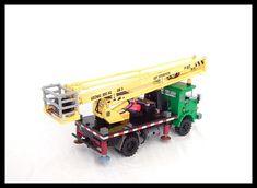 Star 244 w. Lego Crane, Lego Vehicles, Lego Construction, Cool Lego, Lego Ideas, Lego Creations, Legos, Awesome Stuff, Graffiti