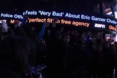 39 Dramatic Photos Of The Eric Garner Protests In New York City - BuzzFeed News