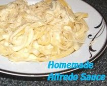 Recipe: from scratch Alfredo sauce Good Food, Yummy Food, Recipe From Scratch, Cheat Meal, Alfredo Sauce, Copycat Recipes, Great Recipes, Yummy Recipes, Entrees