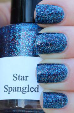 girly bits star spangled