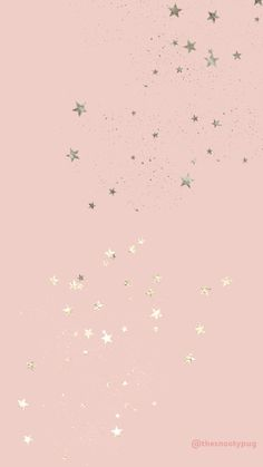 Pink star wallpaper - quotes & designs by b - - Rose Gold Wallpaper, Star Wallpaper, Glitter Wallpaper, Pink Lock Screen Wallpaper, Iphone Wallpaper Vsco, Iphone Background Wallpaper, Pink Wallpaper Backgrounds, Iphone Backgrounds, Aesthetic Pastel Wallpaper