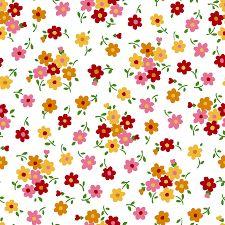 Resultado de imagem para estampa floral