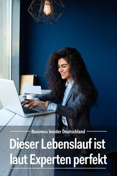 Bewerbung: So sieht der perfekte Lebenslauf aus! Artikel: BI Deutschland Foto: S… Application: This is what the perfect CV looks like! Perfect Cv, Perfect Photo, Making Life Easier, Career Advice, New Job, Good To Know, Making Ideas, Resume, Coaching