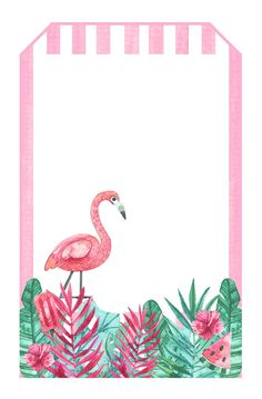 Come on in and get your brand new hot off the presses Free Printable Flamingo Party Pack. Having a Party.we have you covered with everything you need! Pink Flamingo Party, Flamingo Birthday, Pink Flamingos, Party Printables, Free Printables, How To Make Banners, Snacks Für Party, Tropical Party, Party Banners
