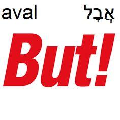 but #hebrew