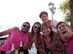 Mateus, Carlinha, Luciana e Alberto no Rio de Janeiro - nov 2013