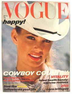 British Vogue October 15, 1978