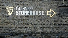 As one of Dublin's most famous tourist attractions, the Guinness Storehouse is an old grain storehouse open to the public. Located on the 26-hectare St. James' Gate Brewery, the storehouse covers seven floors. (Flickr/Tinou Bao)