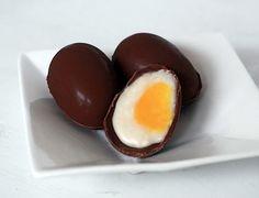 MAKE | How-To: Homemade Cadbury Eggs