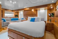 GLISS Sailing Yacht Following a major 7-month...   Luxury Accommodations