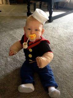 Homemade Costume Ideas: Popeye - iVillage