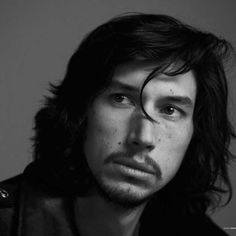 Favorite face ! #adamdriver in our series for @vman ! Kisses iv