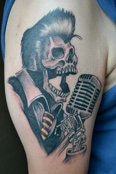 Tattoo | Volbeat | Pinterest | Tattoos, Cool bands and Music