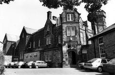 Firth Park School (former Grammar School originally The Brushes), Barnsley Road