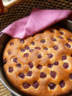 Traditional Croatian Recipes - Cherry Cake