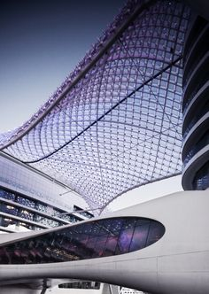 Admirable Dubai City Architectures By Alisdair Miller