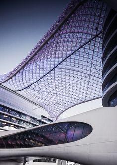 Futuristic Architecture, Dubai  #architecture - ☮k☮ - modern