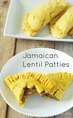 Jamaican lentil patties is my version of the famous Jamaican beef patties, this is both gluten free and vegan. Tastes delicious and flavorful.