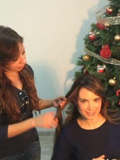 Peinado Zoe Salon Estilista Berenice Meléndez