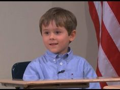 Five Year Old Presidential Expert Arden Hayes on Jimmy Kimmel Live