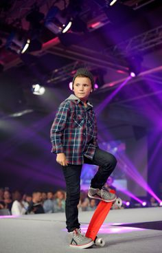 #fashionshow #kids #tao #tapealoeil #2014 #fall #winter #autumn #hiver #newcollection