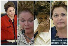 Durona? Dilma já chorou em público 10 vezes desde que virou presidente - Fotos - R7 Brasil