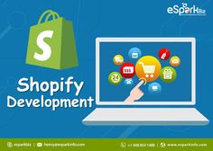 Get dedicated #Shopify developers for your #WebsiteDevelopment that offers a great experience to users. Visit: https://www.esparkinfo.com/shopify-development.html?utm_content=buffer3a88a&utm_medium=social&utm_source=pinterest.com&utm_campaign=buffer