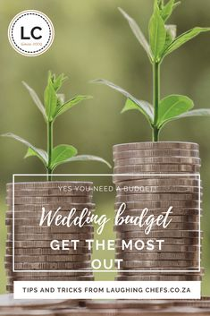 The budget. The b-word that nightmares are made off. Every bride dreads the talk, but it is more important than you think. Without a budget rampant spending will be on the order of the day, and with that debt and despair. You don't want that as the start of your happy life together, so allow us to help.
