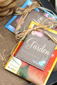 """Designs By Miss Mandee: """"For Your Garden"""" Printable Tags"""