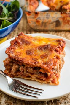 Slimming Eats Syn Free Spicy Mexican Chicken Lasagne - gluten free, Slimming World and Weight Watchers friendly