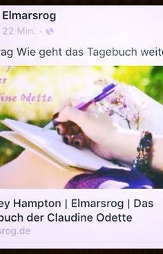 """Lesen Sie """"Das Tagebuch der Claudine Odette - 1. Eintrag"""" #wattpad #zufllig"""
