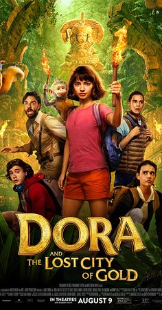 41 Dora Ideas Dora Lost City Of Gold Lost City