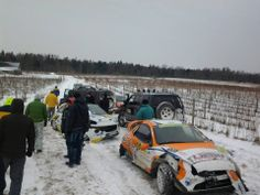 ERC Rally Liepaja 2014 Rally