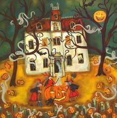 Halloween fall
