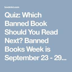 Quiz: Which Banned B