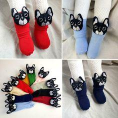 EsTong Family Socks Christmas Anti-Slip Fleece Floor Towel Socks Parent-Child Doll Slipper Winter