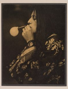 [The Bubble], c.1908, Alvin Langdon Coburn